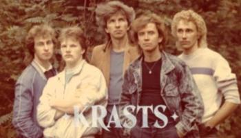 """Grupa """"Krasts"""" turpina sava muzikālā mantojuma apkopojumu"""