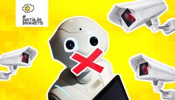 Cenzūras tehnoloģijas #DigitālāsBrokastis intervijā