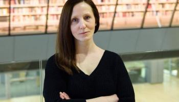 Par mūziku, politiku un Latviju. Žurnāliste Anda Burve-Rozīte