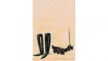 """Luīzes Pastores otrā grāmata """"Neredzamais cilvēks"""" 4 lasījumos"""