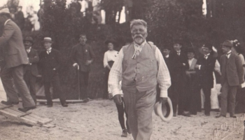 Kultūras mecenāts Augusts Nikolajs Dombrovskis (1845-1927)