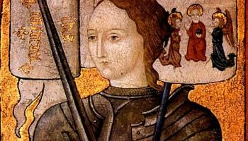 7. jūlijs. Apsūdzībās pēc nāves attaisno Žannu d'Arku