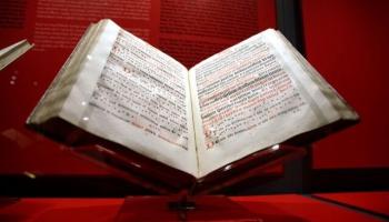 23. februāris. Laista klajā Johana Gūtenberga drukātā Bībele