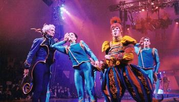 Дариус Шчеснулявичус: Современный цирк - уже не консервативное искусство