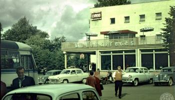 """""""Krāsainā Latvija"""" - Latvijas vēsture krāsu fotouzņēmumos"""