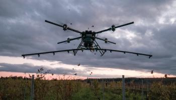 Samsung S20+ apskats un latviešu lauksaimniecības drons AirBoard Agro