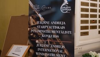 Jurjānu Andreja VII Starptautiskā koka pūšaminstrumentālistu konkursa dienasgrāmata (III)