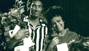 """Džordža Gēršvina opera """"Porgijs un Besa"""" (LNOB, 1973)"""