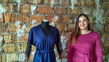 """Aiga Jansone: """"Ja ir jauna kleita, uzreiz garastāvoklis ir labāks"""""""