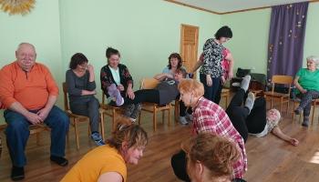 """Projekts """"2D Deja"""": tiešsaistes sarunas starp dejas māksliniekiem un ārvalstu autoriem"""