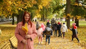 Координатор реэмиграции Астрида Лещинская: для многих возвращение домой - это вызов