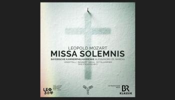 """Leopolda Mocarta daiļrade un viņa """"Missa solemnis"""""""