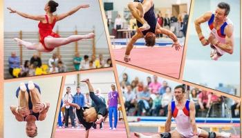 Тряхнуть стариной: турнир по спортивной гимнастике среди ветеранов