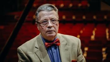 """Grupas """"Suvenīrs"""" dibinātāja, pianista Ivara Krauča 70. jubileju sagaidot!"""