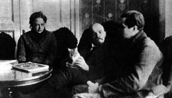26. februāris. Dzimusi krievu revolucionāre, Vladimira Ļeņina sieva Nadežda Krupskaja