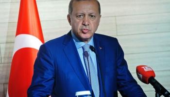 """Erdogans draud Eiropai atbrīvot visus sagūstītos """"Islāma valsts"""" kaujiniekus"""