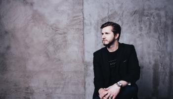 """Džeza pianists Krists Saržants un viņa debijas albums """"Then and now"""""""