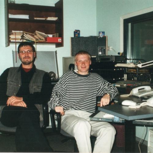 Radio aizkadrā: Ziņu dienesta skaņu operators Renārs Šteimanis