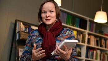Ingmāra Balode: Igauņu literatūra ir stabili klātesoša Latvijā