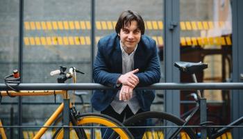 Diriģents Kaspars Ādamsons: Esmu pilns enerģijas darīt, doties uz priekšu