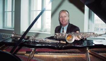 Klarnetistam, saksofonistam un komponistam Egilam Straumem 4. oktobrī - 70!