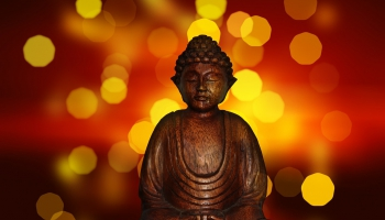 Найти своего учителя. Основы буддизма