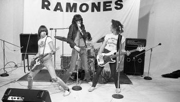 The Ramones muzikālais mantojums