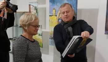 Bauskas muzeja direktore Baiba Šulce: Muzejs vienmēr paliek tādā kā pabērna lomā
