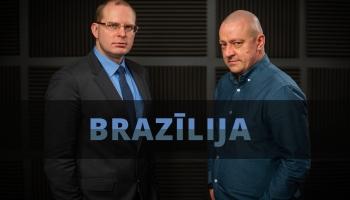 Brazīlija: Līdz ar ekonomiskā spēka pieaugumu valsts kļūst redzamāka pasaules politikā