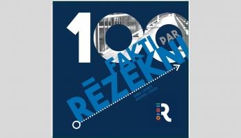 "Tapis izdevums ""100 fakti par Rēzekni"""