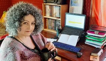 Dace Judina-Nīmane:  Man vienmēr ir paticis lasīt, skolā biju bibliotekāres bieds