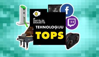 Facebook nedienas un Latvijas programmētāju panākumi | Tehnoloģiju ziņu tops