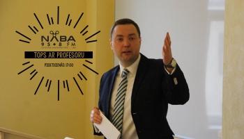 Aktuālo mūziku izvērtē Latvijas Universitātes asoc. prof. Jānis Priede