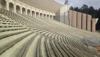 Решением суда будут опубликованы сметы строительства Эстрады в Межапарке