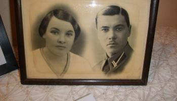 Taurupe: Kara laikā tapusi fotogrāfija par 3 kilogramiem biezpiena