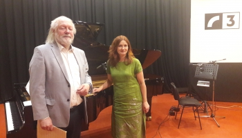 Pianists Ventis Zilberts: Tas nav viegli - spēlēt bez klausītājiem