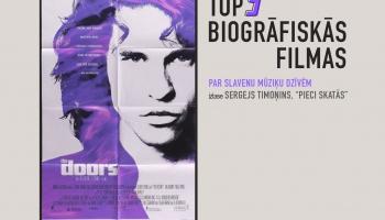 """""""Pieci skatās"""" iesaka TOP5  biogrāfiskās filmas par slavenu mūziķu dzīvēm."""