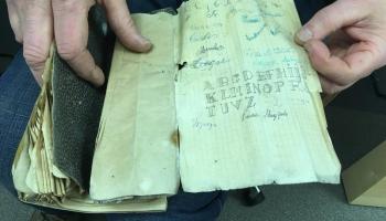 Pētnieki pārsteigti: 80% Folkloras krātuvei nodoto dienasgrāmatu raksta vīrieši
