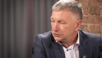 Гость ЛР4 - ректор ЛУ Индрикис Муйжниекс