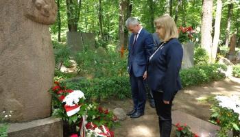 Ita Kozakiewicz potrafiła być patriotką Polski i patriotką Łotwy