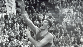Баскетболист Янис Круминьш: застенчивая суперзвезда 50-х