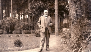 Президент Густав Земгалс. Семьянин и демократ