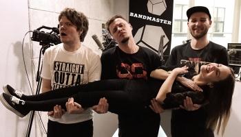 Bandmaster dzied par gailīti