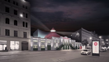 Sāk atjaunot Rīgas cirku; aktīvi norit cirka skolas nodarbības