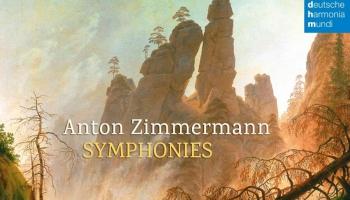 Antona Cimmermaņa simfonijas un Kārļa Marijas fon Vēbera Pirmais klarnetkoncerts