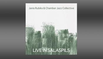 """Pirmatskaņojums """"Klasikā""""! Albums """"Live in Salaspils"""""""