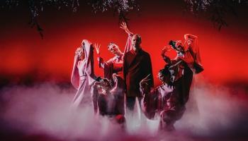 """""""Prāta Vētra"""" un """"Tautumeitas"""" apvienojas dziesmā """"Tur, kur Dieva kamanas slīd"""""""