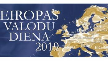 Eiropas Valodu dienā vārds skrien kā dīzeļvilciens