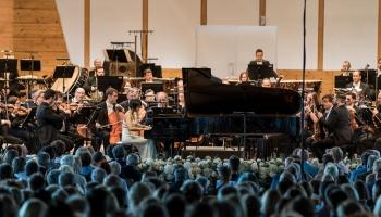 Judzja Vana, Izraēlas filharmoniskais orķestris un diriģents Zubins Meta