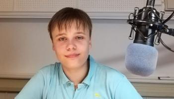 Vijolnieks Daniils Bulajevs sarunā un ieskaņojumos